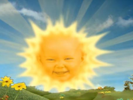 O comportamento da luz natural: Estrela Sol