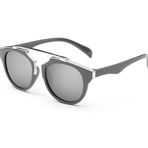 Retro Stylish Dark Sunglasses