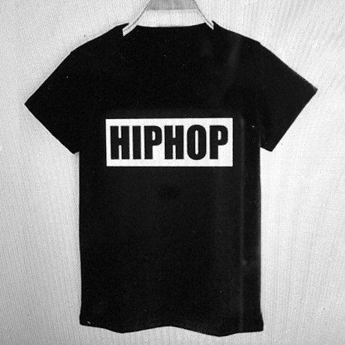 Hip Hop Print T- shirt