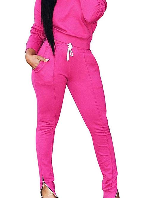 Zip Me Please 2 Piece Jogging Suit