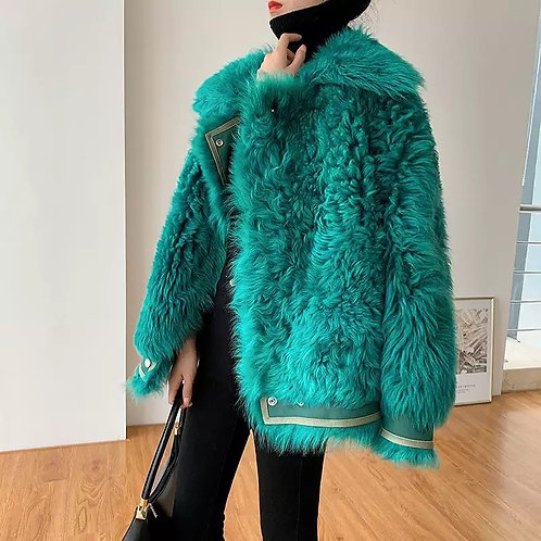 Oscar Fur Jacket