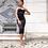 Thumbnail: Satin Midi Dress