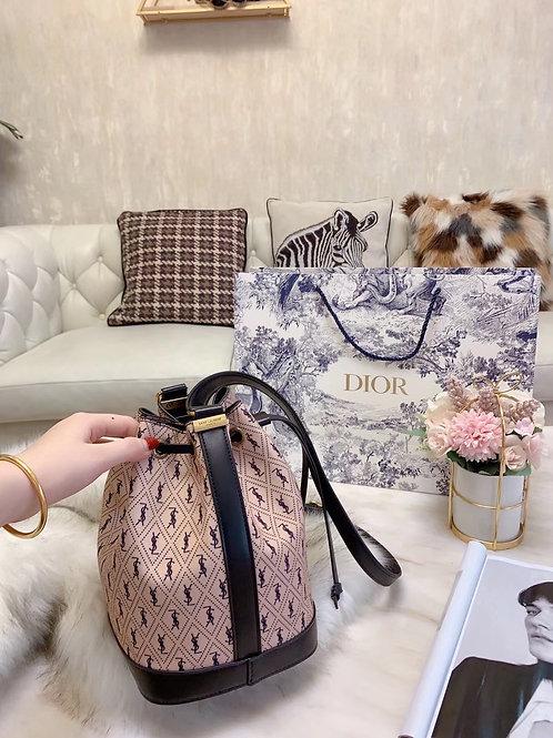 YSL Drawstring Handbag