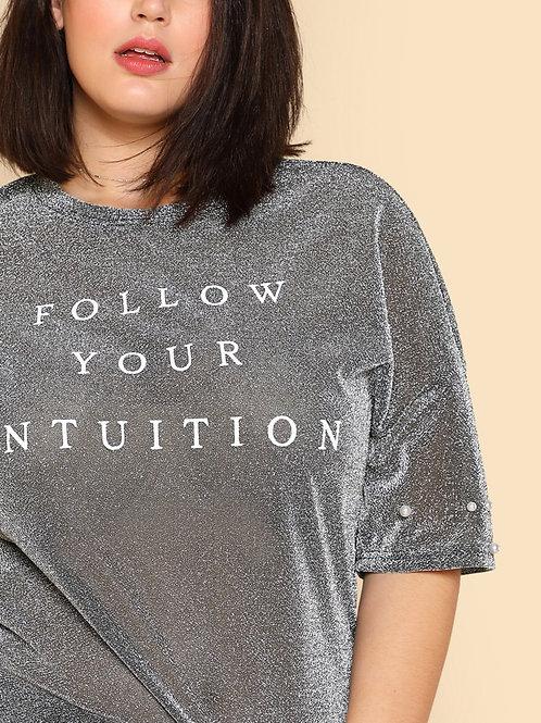 Intuition Sheer Shirt