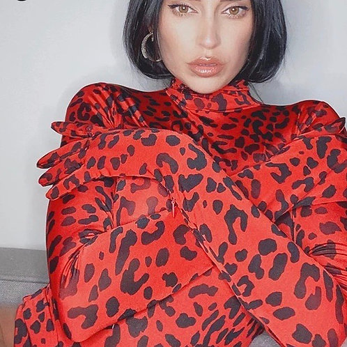 Cheat Her (Cheetah) Bodysuit