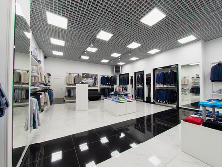 10 Tips for lighting retail spaces