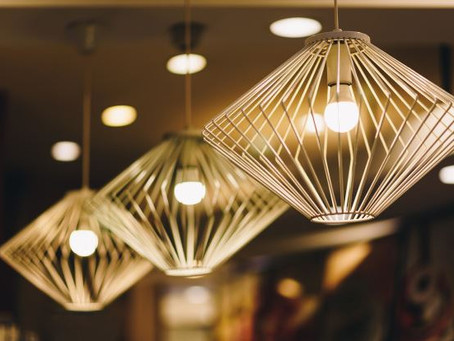 7 steps to choose the right lighting for your home