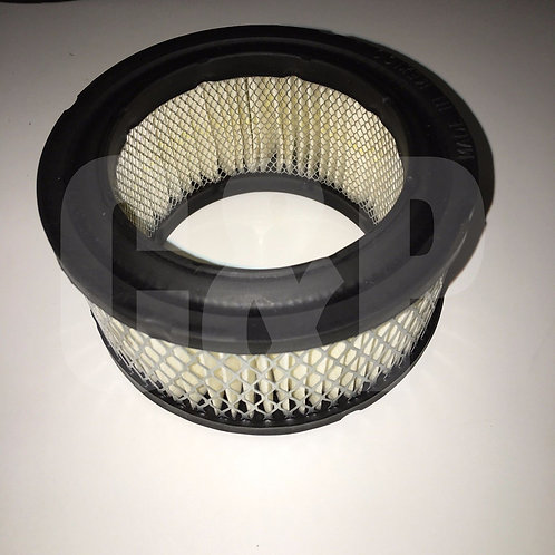 (2) #16 AIR FILTER ELEMENTS FOR LARGE CANISTER REPL #14