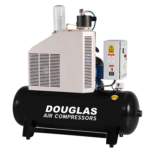 25hp DSRP 3025 Compact Rotary Screw Air Compressor
