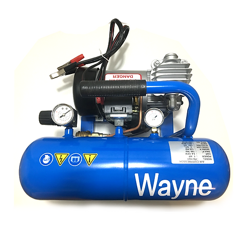 Heavy Duty 12v Compressor for portable or vehicle applications
