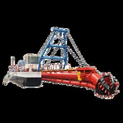 River-boat-dredger-machine-sand-dredging