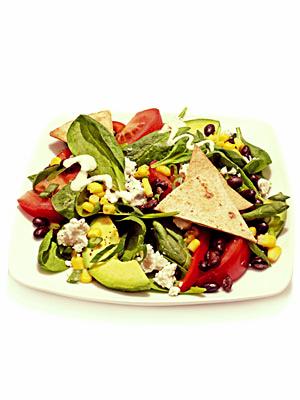 Sıkıcı Salatalara
