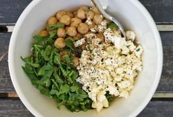 3 Malzemeli Salatalar