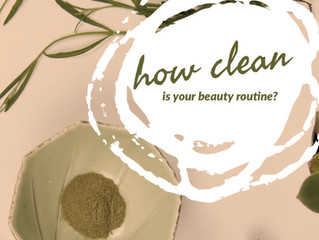 What Should Your Expectations Be When Using Clean Beauty Products?