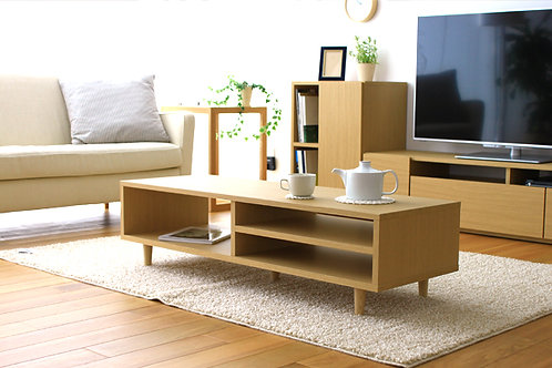 EASE 120TABLE NATURAL