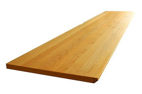 ASTER SOLID WOOD TOP BOARD ALDER