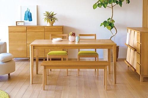 PLAIN DINING TABLE