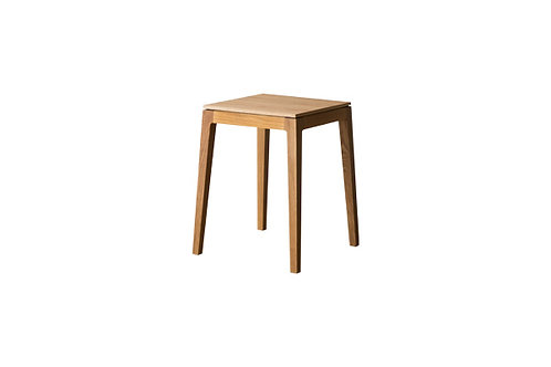 MOL SIDE TABLE WHITEOAK
