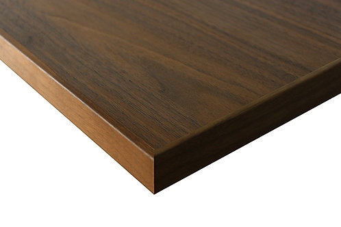 VINE COUNTER TOP BOARD WALNUT (veneer overlaid plywood)