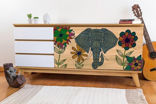 Cómoda Elefante