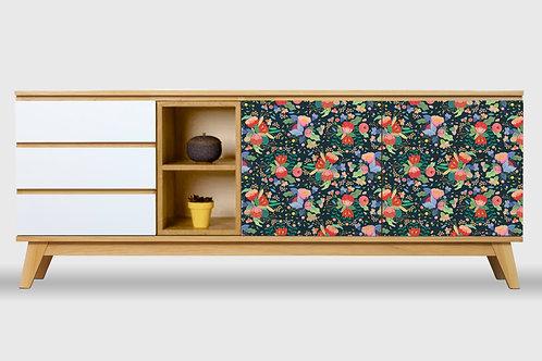 Cómoda XL Bouquets por Ana Sanfelippo
