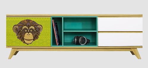 Mueble de TV Chimpance 2