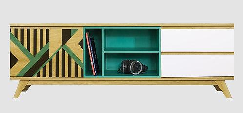 Mueble de TV Barras