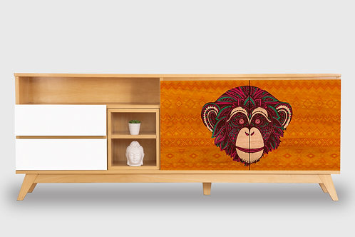 Nueva XL Chimpance