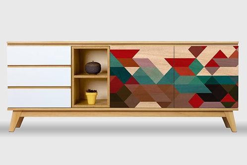 Cómoda XL Tetris 2