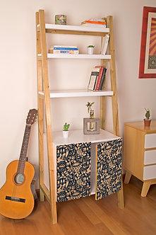 Biblioteca Inspiración por Ana Sanfelippo