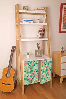 Biblioteca Primavera por Ana Sanfelippo