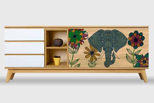Cómoda XL Elefante