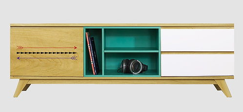 Mueble de TV Sentidos 2