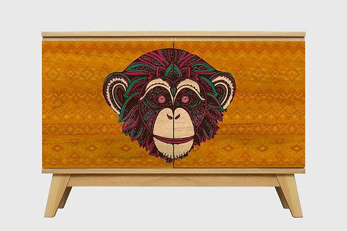 Vajillero Chimpance