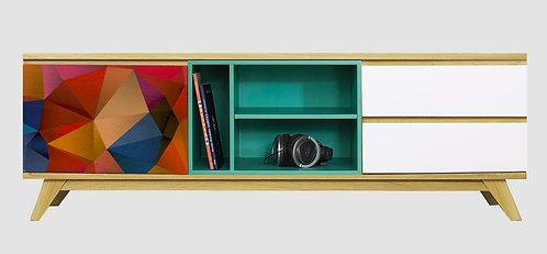Mueble de TV Volumen