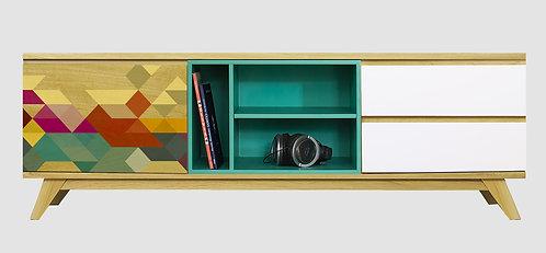 Mueble de TV Tetris 3