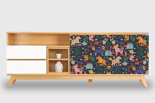 Nueva XL Unicornio por Ana Sanfelippo