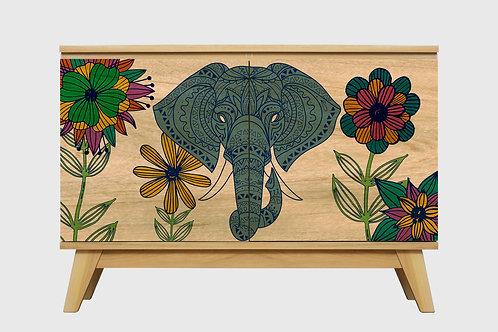 Vajillero Elefante