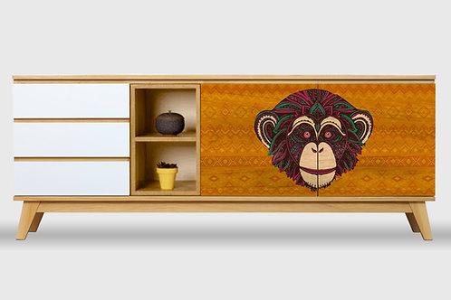 Cómoda XL Chimpance
