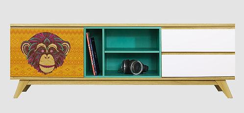 Mueble de TV Chimpance