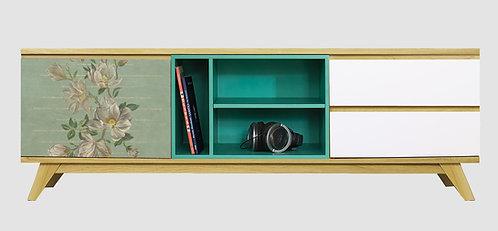 Mueble de TV Orquídea