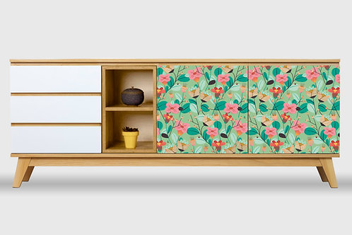 Cómoda XL Primavera por Ana Sanfelippo
