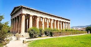 古代アゴラ/Ancient Agora /アテネ/観光情報/古代ギリシャ遺跡/ギリシャの遺跡