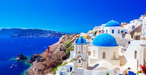 サントリーニ島(ティラ島):Santorini Island /キクラデス諸島/観光情報/ギリシャの島