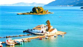 ケルキラ島(コルフ島)Kerkyra(Corfu) Island/イオニア諸島/観光情報/ギリシャの島