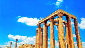 ゼウス神殿(オリュンピアゼウス神殿)/Temple of Olympian Zeus/アテネ/観光情報/古代ローマ遺跡/ギリシャの遺跡