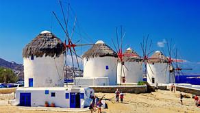 ミコノス島:Mykonos Island /キクラデス諸島/観光情報/ギリシャの島