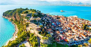 ナフプリオン/Nafplion/アルゴリダ・ペロポニソス半島/観光情報/ギリシャの都市