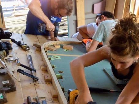 Début des Ateliers de fabrication