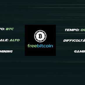 FreeBitcoin - Roulette Bitcoin Gratis e BET sportivi